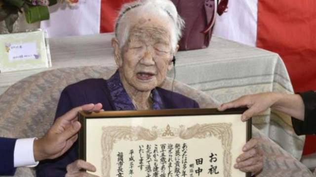 Самая пожилая женщина Земли отпраздновала 118-летие