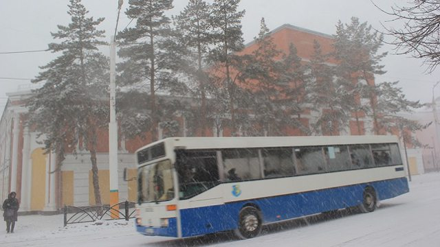 Водителя автобуса могут отправить за решётку в Костанае