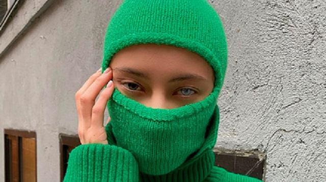 «Стало трендом»: Как молодежь защищает лицо от коронавируса