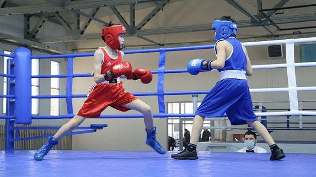 Боксёры юношеской сборной Костанайской области стали третьими на зональном турнире «Север»