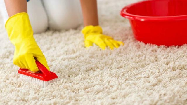 Семь советов для поддержания чистоты ковра