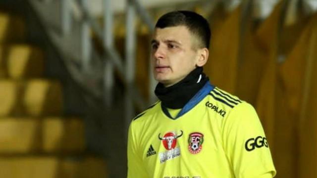 Вратарь «Шахтёра» Егор Цуприков присоединился к «Тоболу» в Костанае