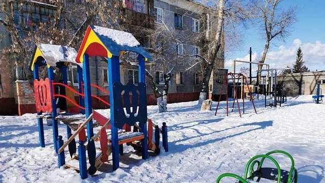 В Рудном установят еще 16 детских игровых площадок