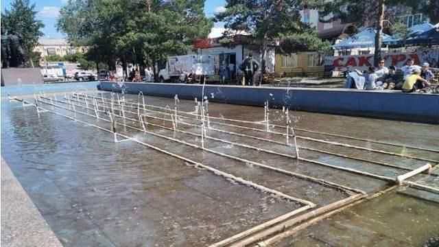 Заработают ли в Рудном фонтаны, ответили в ЖКХ акимата