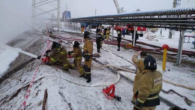 Россияне прекратили транзит газа на территорию Казахстана