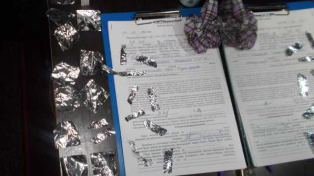 В нижнем белье прятал наркотики житель Костанайской области