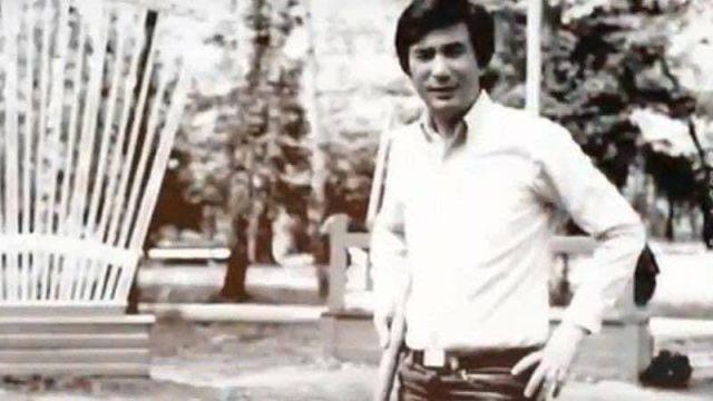 Угадайте, кто этот молодой человек?