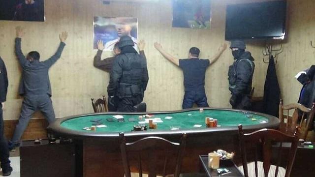 В одном из спортбаров Костаная накрыли подпольное казино