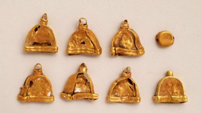 «Сплющенные колокольчики»: Что носили казахстанские модницы в древности?