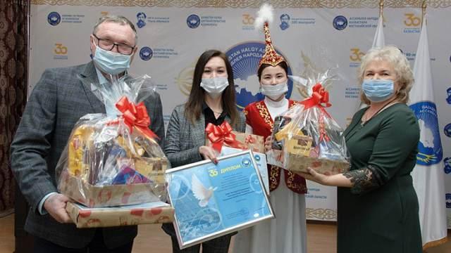 Видео: Песню ко Дню благодарности записали гимназисты из Рудного