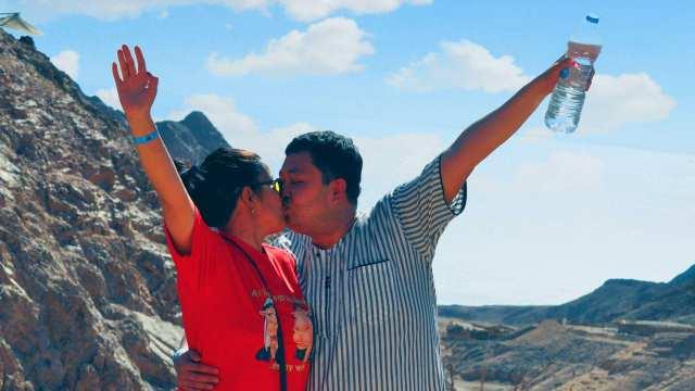 День святого Валентина в Казахстане. Три истории влюбленных