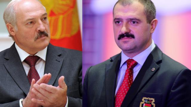 Старший сын Лукашенко стал главой Национального олимпийского комитета Беларуси
