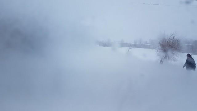 Продолжает штормить…. О погоде в Костанае и Рудном на среду, 24 февраля