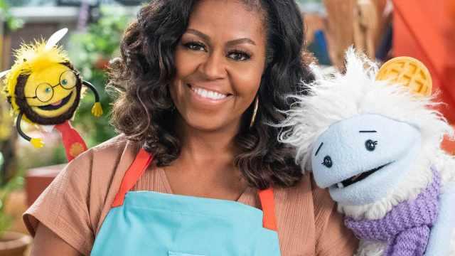 «Вафля и Моти»: Бывшая первая леди США Мишель Обама запускает детское шоу на ТВ