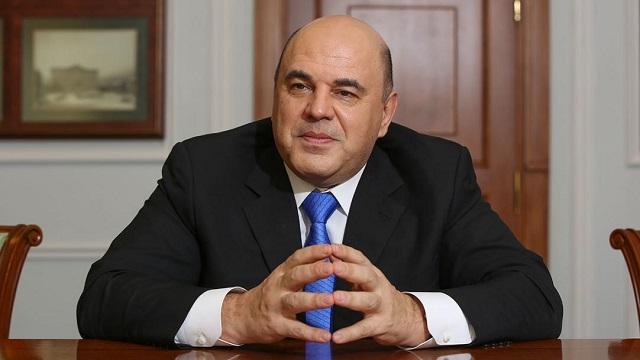 Премьер-министр России Михаил Мишустин прибыл в Алматы
