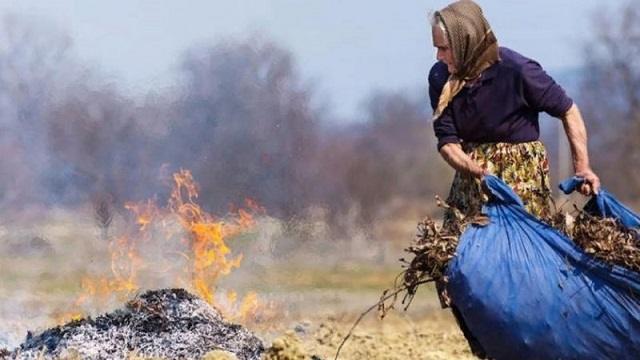 Какие виды мусора будет запрещено сжигать в Казахстане