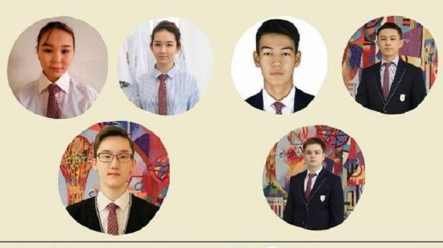 Шесть призовых мест заняли учащиеся НИШ Костаная на конкурсе научных проектов