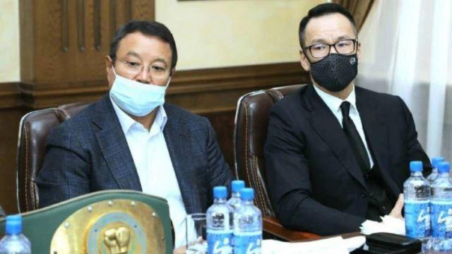 Кайрат Реимов избран президентом Казахстанской федерации профессионального бокса