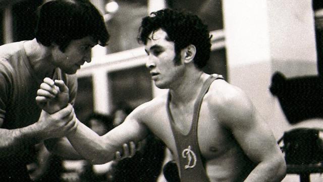 В честь чемпиона Олимпиады-80 Шамиля Серикова назвали мальчика в Костанае