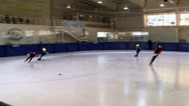 Юные шорт-трекеры из Костанайской области стали лучшими на чемпионате Казахстана
