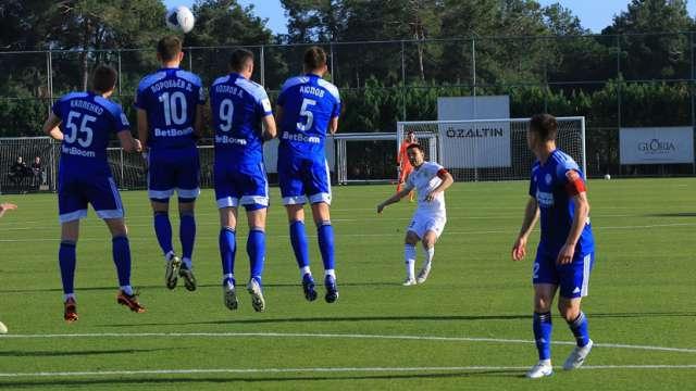 Костанайский «Тобол» одержал победу над российским клубом «Оренбург»