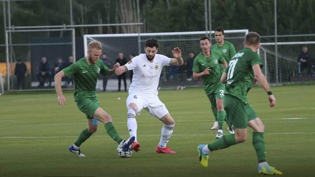 Костанайский «Тобол» не смог переиграть команду из третьей лиги России