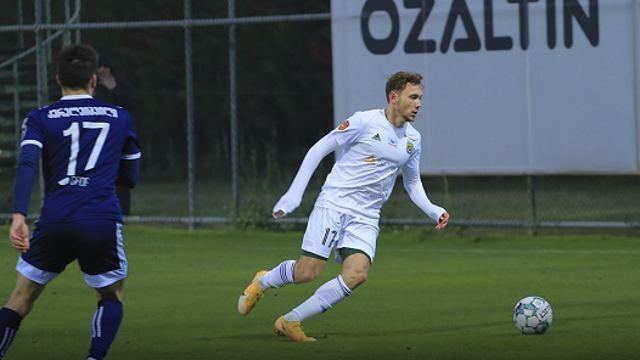 Костанайский «Тобол» проиграл в товарищеском матче грузинскому клубу «Дила»
