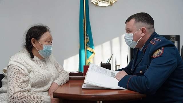 Участковым из Казахстана зарплата будет повышена еще на 30%