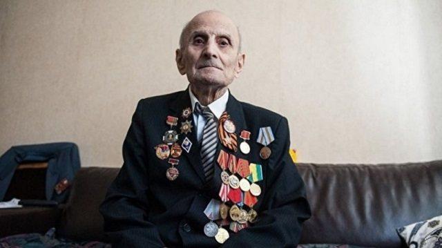 Умер ветеран ВОВ, живший на кухне в однушке