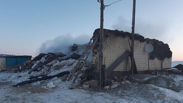 Взрыв в Актюбинской области унес жизнь 10-летнего ребенка
