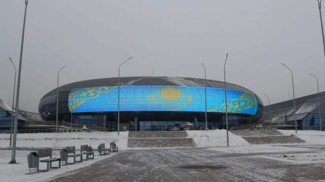 В Семее «Абай Арену» хотят переименовать в честь Назарбаева
