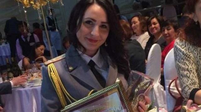 Капитан полиции Таисия Ахметова рассказала о своей работе