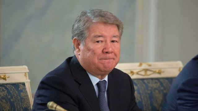 Ахметжан Есимов покинул пост главы фонда «Самрук-Казына»