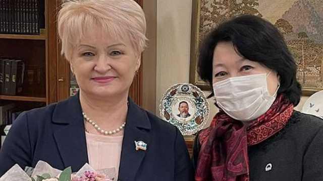 Костанайка Вера Андрейчик стала Заслуженным тренером Казахстана