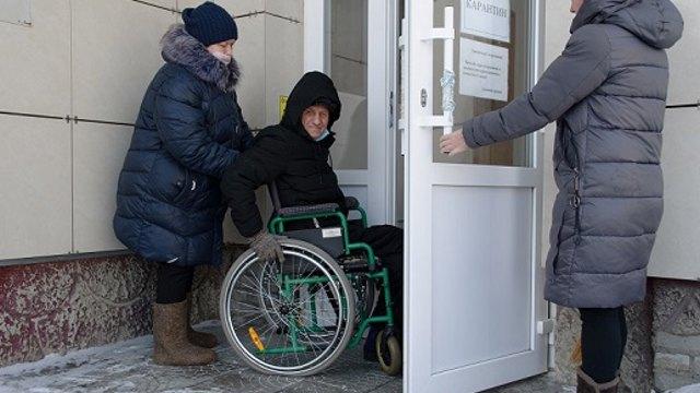 Из дома престарелых хотят сделать центр для психохроников