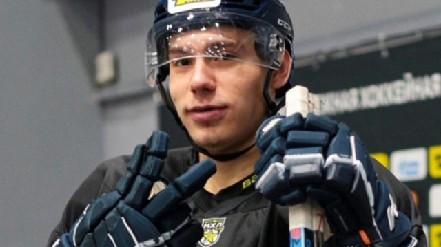 Названа причина смерти 19-летнего хоккеиста Тимура Файзутдинова