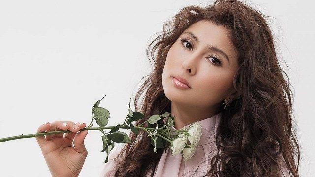 Видео: Казахстанская актриса Айнур Ильясова попала в аварию