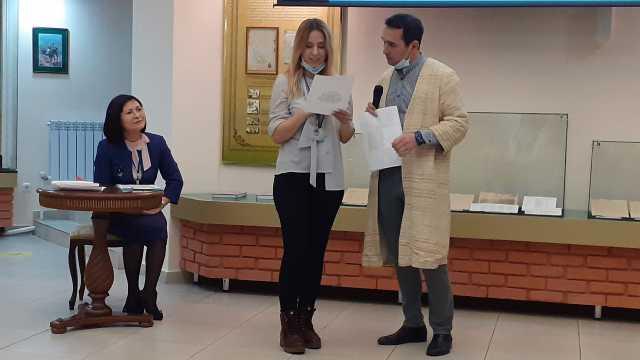 Клуб казахского языка «Сөйле ТАЙМ» открылся в Костанае