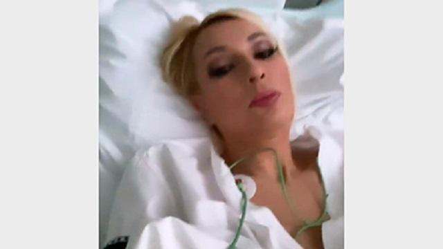 Известная телеведущая Лера Кудрявцева попала в реанимацию