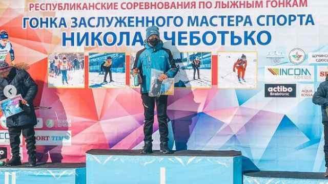 Юные лыжники из Костаная отличились на первенстве в Щучинске