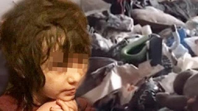 В Подмосковье шестилетняя девочка-маугли жила с 19 кошками
