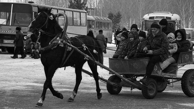 Как отмечали Наурыз в советском Кустанае
