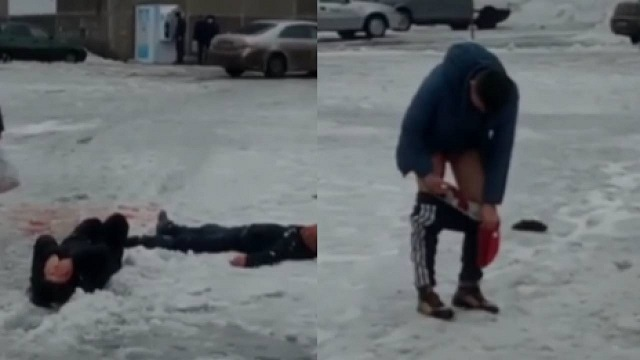 «Поножовщина»: В ходе ссоры карагандинец ударил ножом знакомого