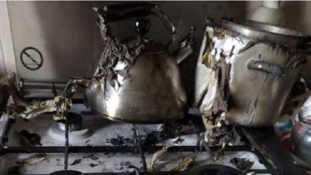 «Утечка газа»: ДЧС Костанайской области о пожаре в Лисаковске