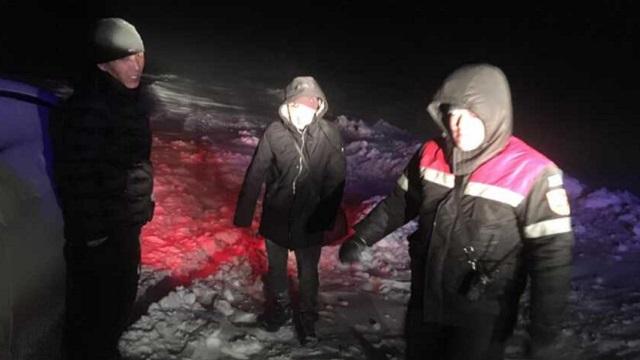 «Для кого SMS?»: На трассах региона спасают замерзающих людей
