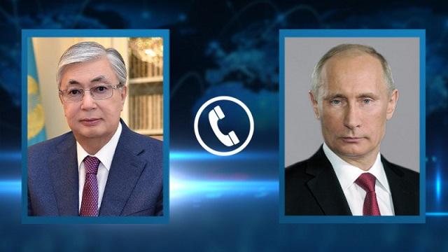 Токаев попросил Путина о еще одной поставке «Спутника V»