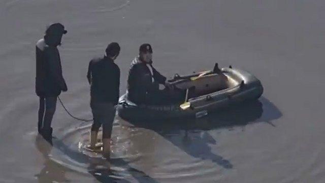 Уральск поплыл на лодках. Костанаю приготовиться?