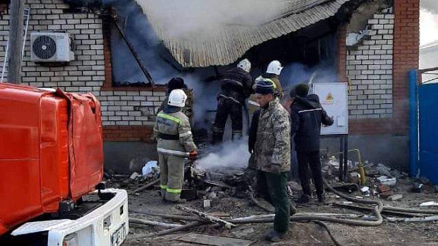 Трагедия в Кызылординской области: Взрыв газа унес четыре жизни