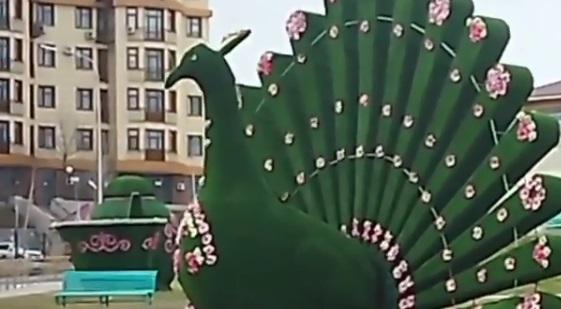 «Жар-птица на Набережной собирается взлететь» — жители Костаная