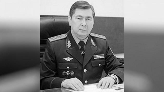 На 62-м году жизни умер генерал-майор юстиции Бауржан Бердалин